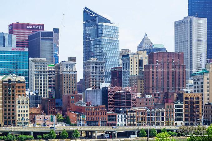 Здания Питтсбурга