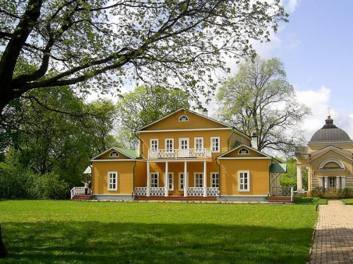 Музей Лермонтова Тарханы
