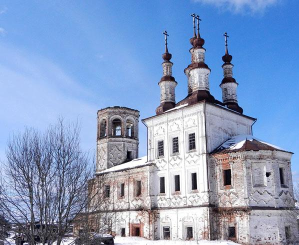 Церковь Воскресения вВарницах
