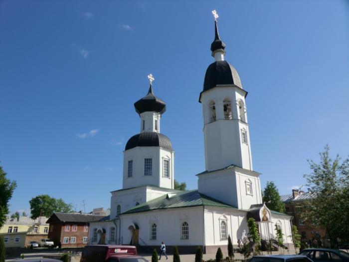 Свято-Вознесенский собор, Великие Луки