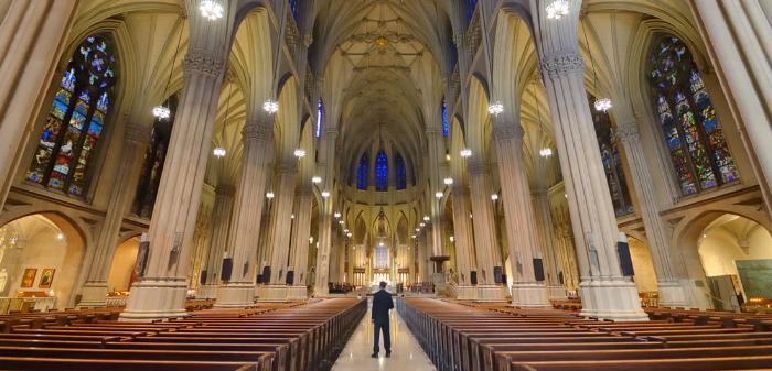 Кафедральный собор Грейс в Сан-Франциско