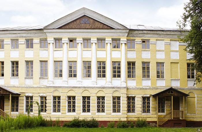 Усадьба Алексеевское (Ногино)