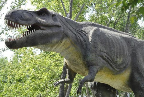 Динопарк «Динозаврик», Магнитогорск