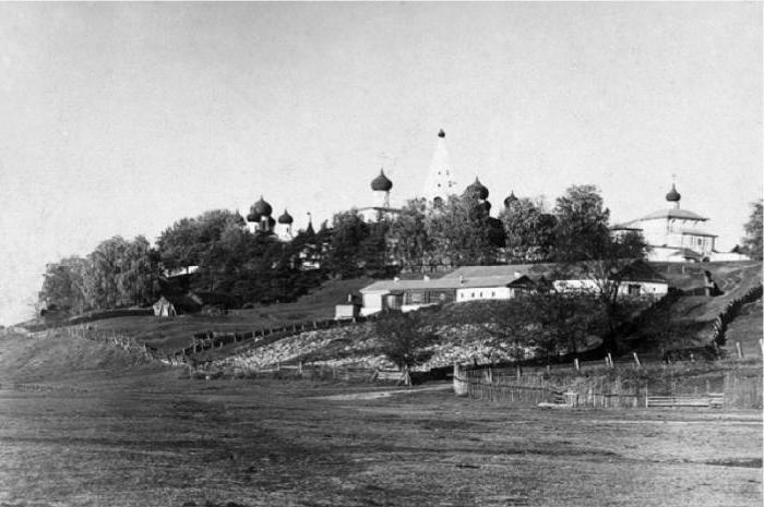 город Макарьев Костромской области