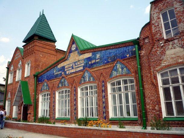 Музей народных ремесел и промыслов в Ельце.