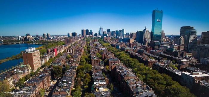Все о Бостоне