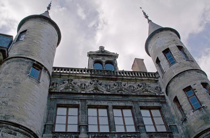 Музеи особняка Вольюзан