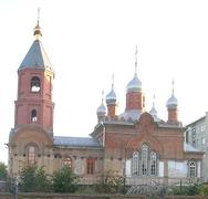 Каинск (Куйбышев): Церковь Рождества Иоанна Предтечи