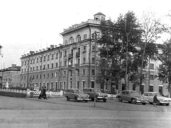 Ленинск в прошлом