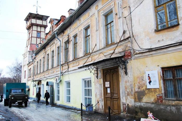Музей «Домъ на Новинской»