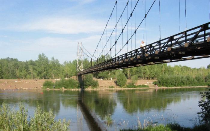 Набережная реки Белой