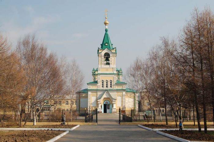 Храм Покрова Пресвятой Богородицы, Уссурийск