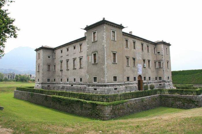 Палаццо делле Албере