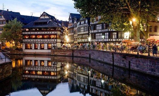 Самые красивые города Франции - Страсбург, 10 самых красивых городов Франции, самые красивые города Франции, города Франции, самые интересные города Франции, куда поехать во Франции, что стоит посмотреть во Франции, лучшие места во Франции, лучшие города во Франции