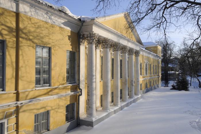 Рязанский художественный музей им. И.П.Пожалостина