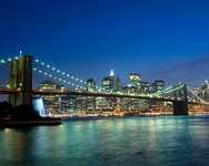 Нью-Йорк. Мост Бруклин