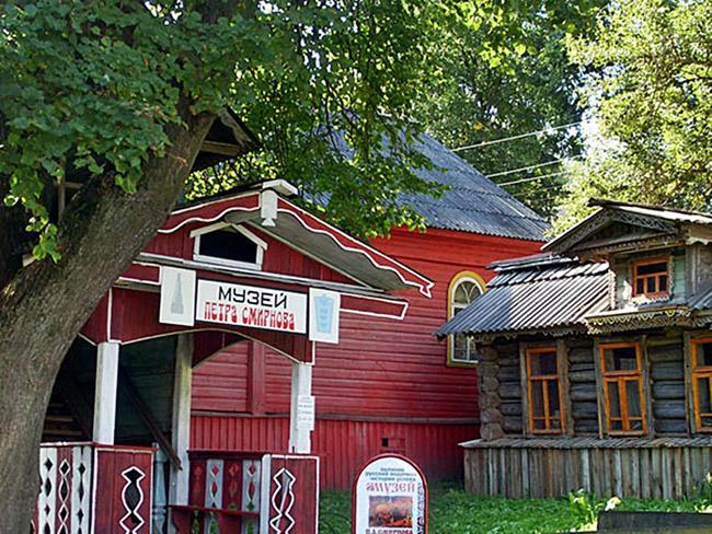 Музей водки Петра Смирнова
