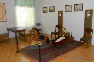 Дом Музей Чайковского экспозиция