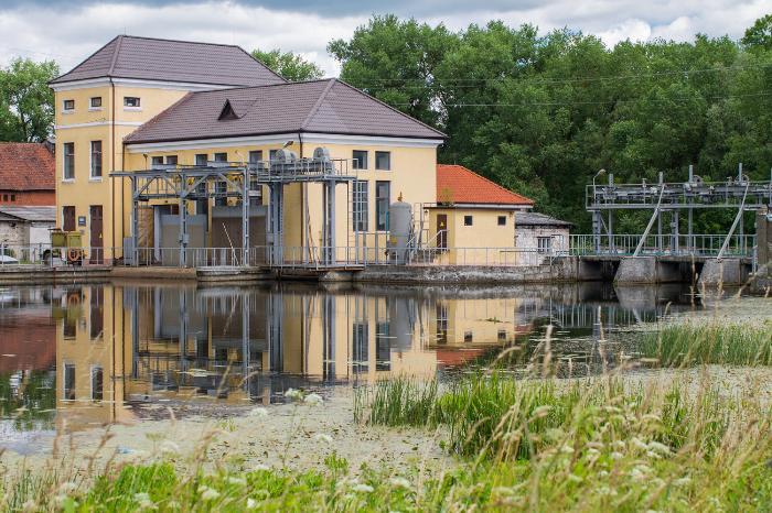 ГЭС в Озерске
