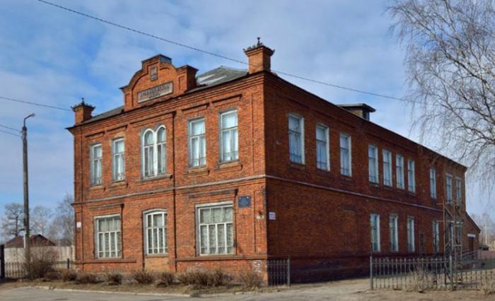 Краеведческий музей имени В.Ф. Кулакова