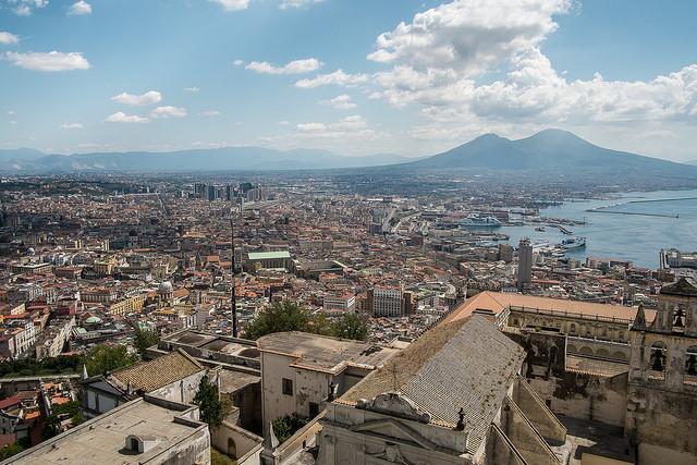 Неаполь достопримечательности, что посмотреть