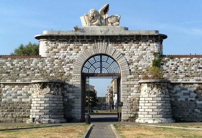 Ворота Сан-Марко