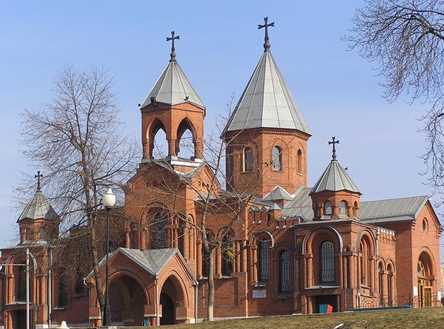 Армяно-Григорианский Собор