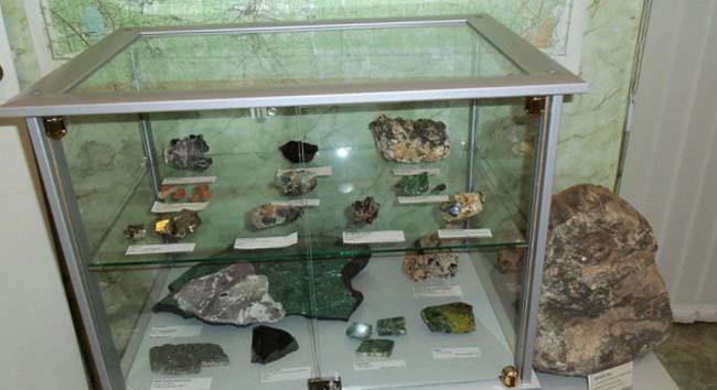 Минералогический музей «Самоцветная полоса Урала»