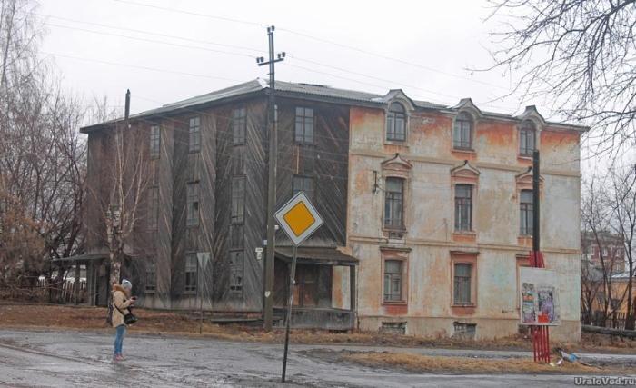 Дом Софонова