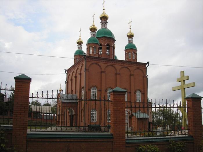 Храм Николая Чудотворца, Сарапул