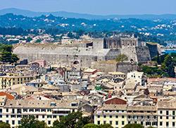 Старый город о-ва Корфу