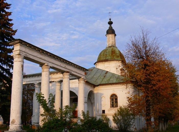 Краеведческий музей. г.Слободской