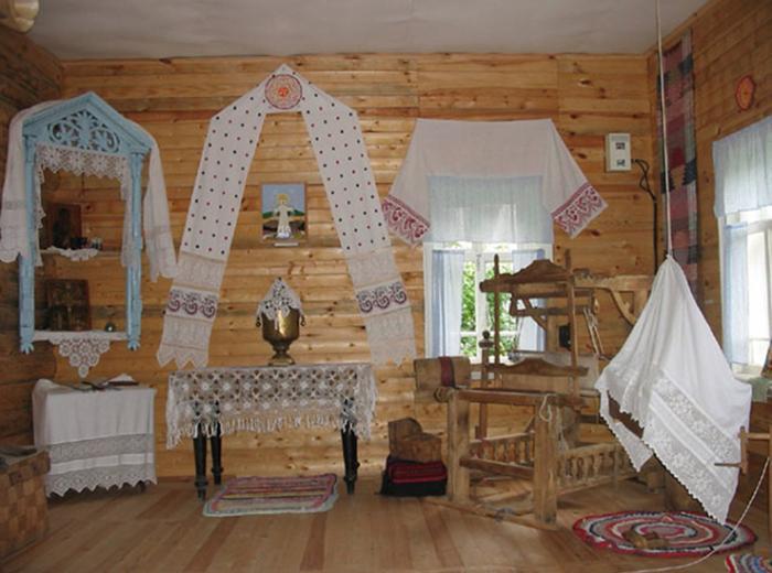 Великосельский школьный музей «Святёлка»