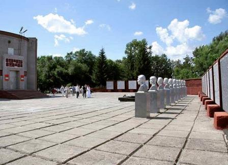 Мемориал Славы в г. Заринске
