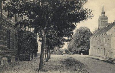 Здание суда. 1920-е гг.