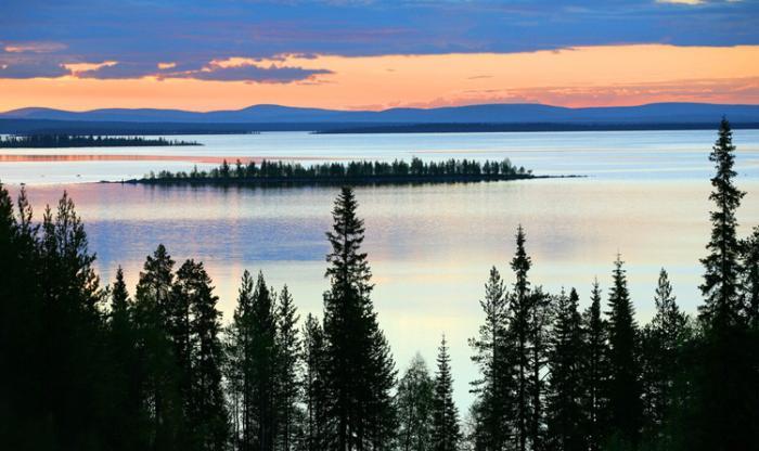 Озеро Большая Имандра