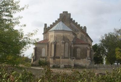 Костел Сердца Иисуса Христа в Джанкое