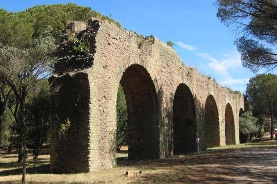 Fréjus (Фрежюс) - Древнеримские руины