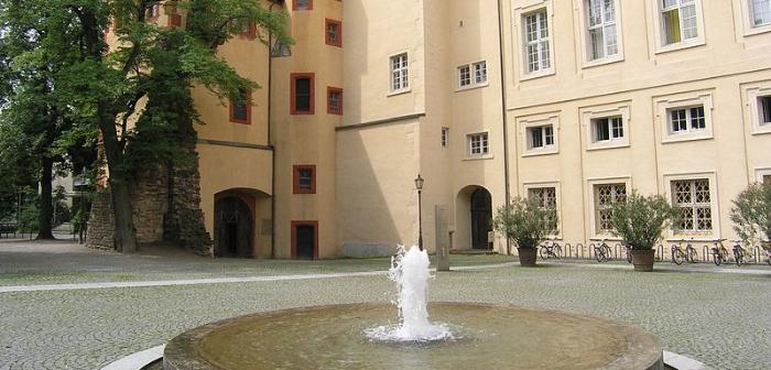 дворец Карлсбург