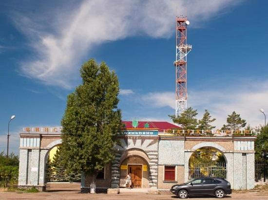 Винодельческий совхоз-завод Саук-Дере