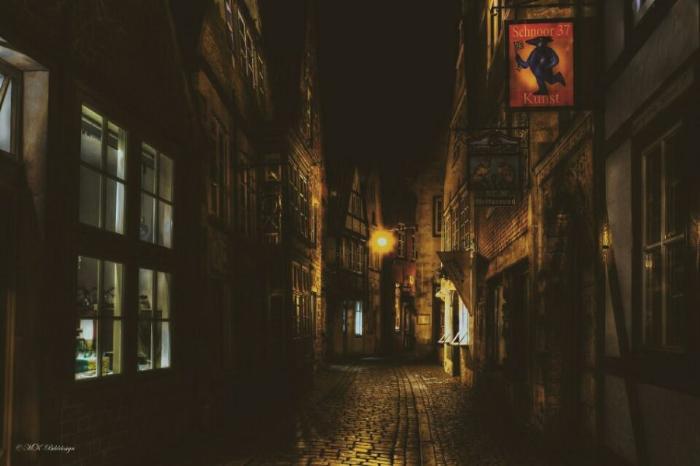 Старые бременские улицы