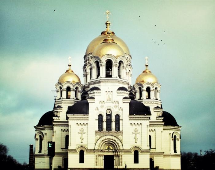 Собор Вознесения Господня, Новочеркасск