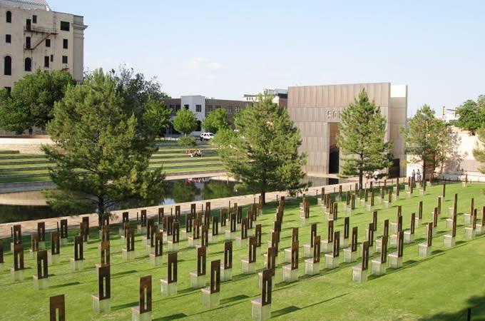 Национальный мемориал Оклахома-Сити