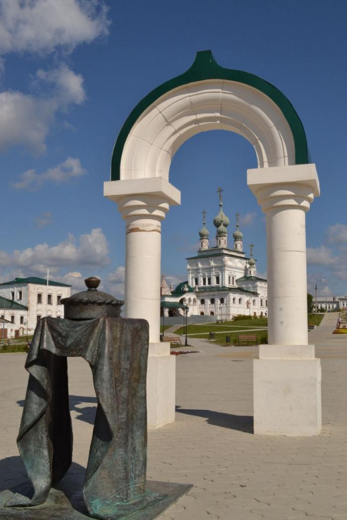 Памятник соли, Соликамск