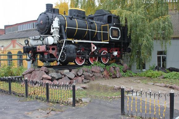 Музей при локомотивном депо