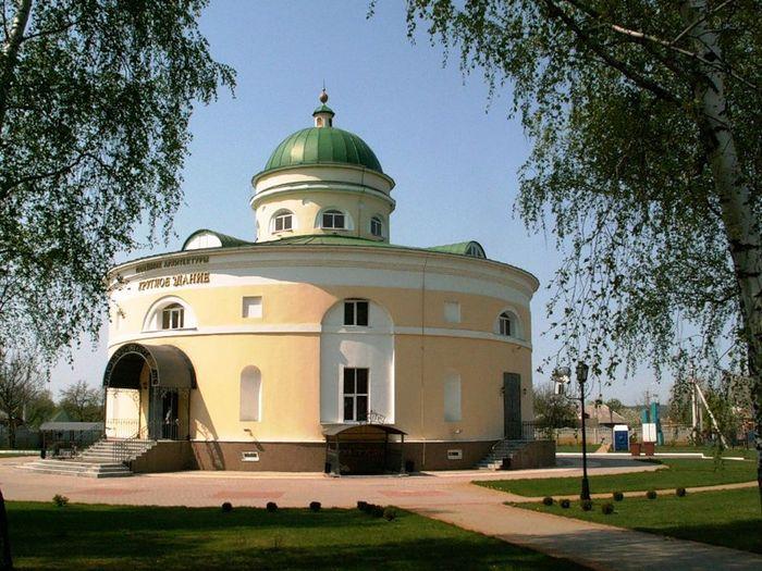 Архитектурные достопримечательности Белгородской Области