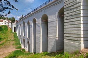 Каменный мост через Березуевский овраг