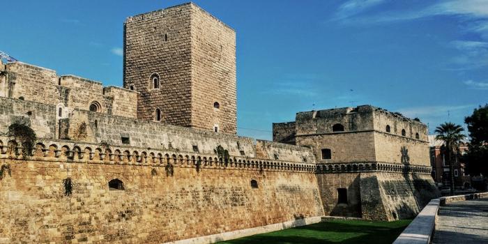 Норман-Швабский замок