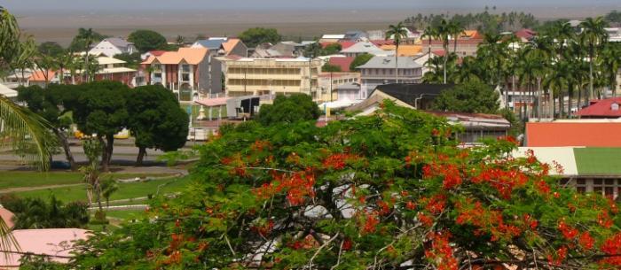 Интересные места Французской Гвианы