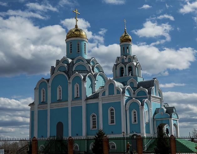 Успенско-Никольский Храм